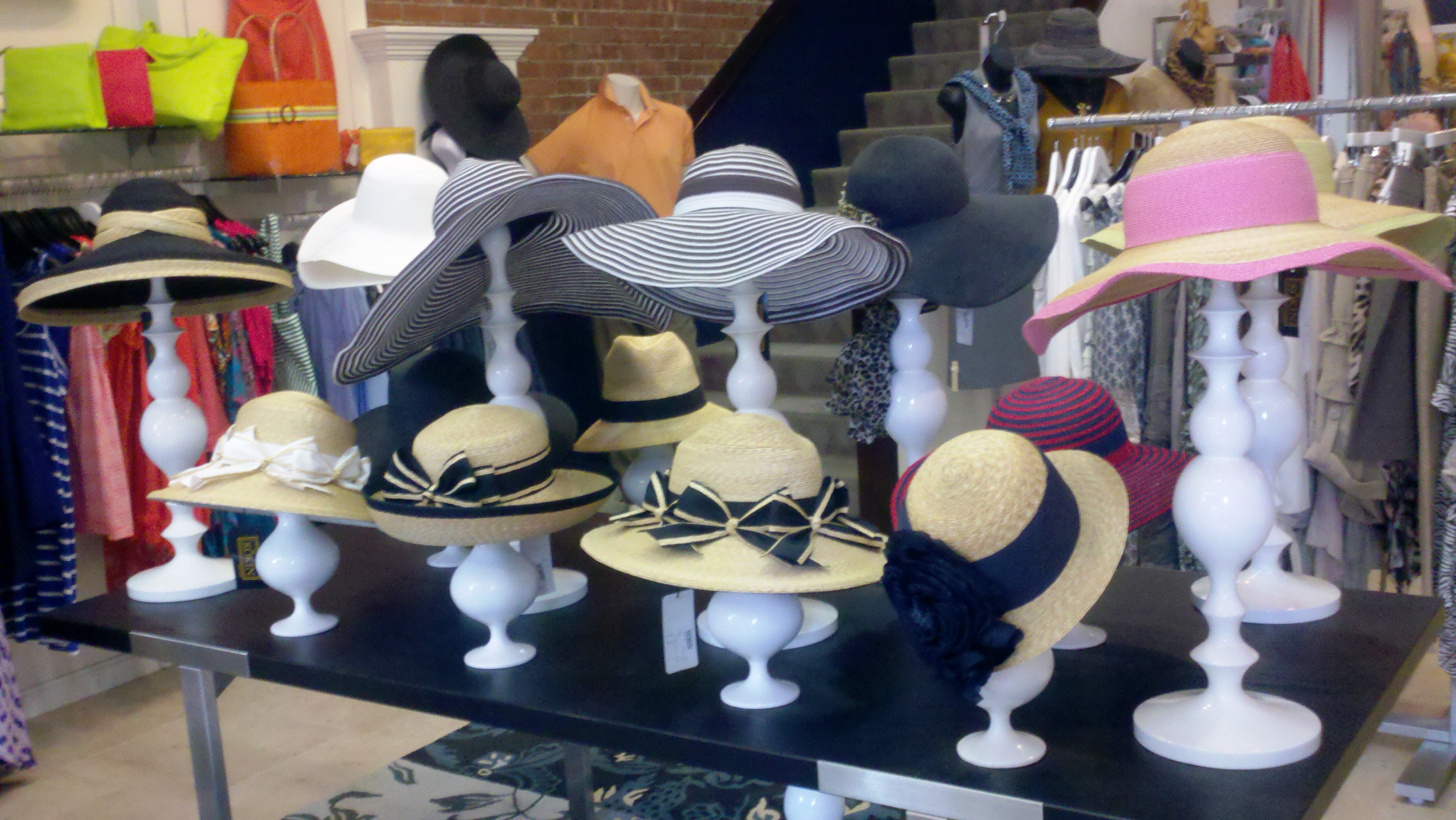 get your garden party on with fab hat finds the newport