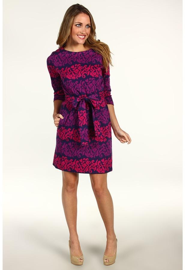 ponte jacquard Jonah dress Lilly Pulitzer | The Newport Stylephile