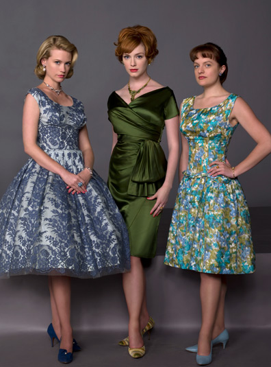 Betty Joan or Peggy from Mad Men Go to Closet Revival on Broadway- they can make this happen in a snap! Consider a headpiece as well!  sc 1 st  The Newport Stylephile & Five Fun u0026 Feminine DIY Halloween Costumes | The Newport Stylephile