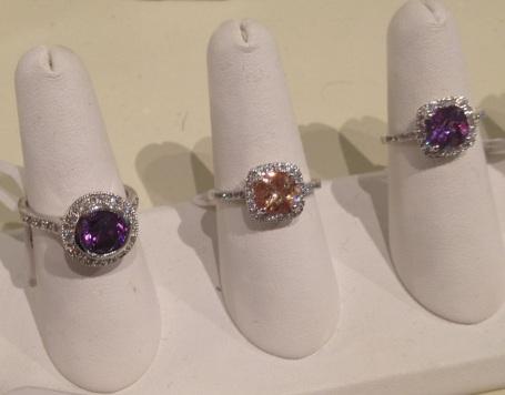 b. rings
