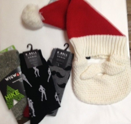 Men's funky socks and accessories, Sole Desire
