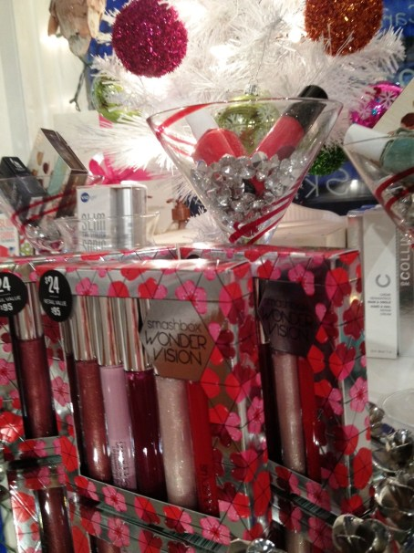 Smashbox lip gloss set, 5 glosses at a $95 value for $24!, at Archbeauty