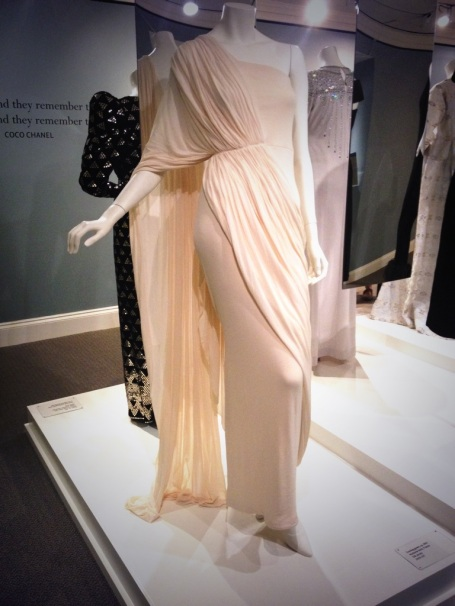 Madame Gres gown