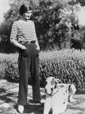 Coco Chanel, ca. 1917