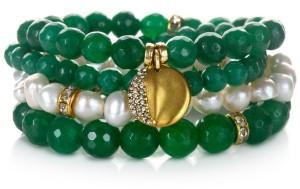 sequin jewelry balanced set color karma