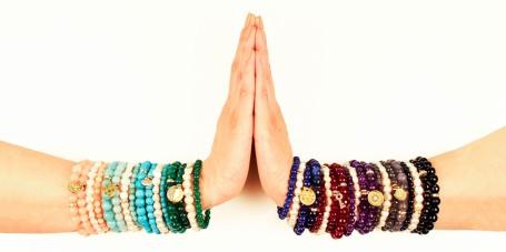 Sequin jewelry colo karma