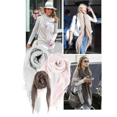 Chan Luu scarves